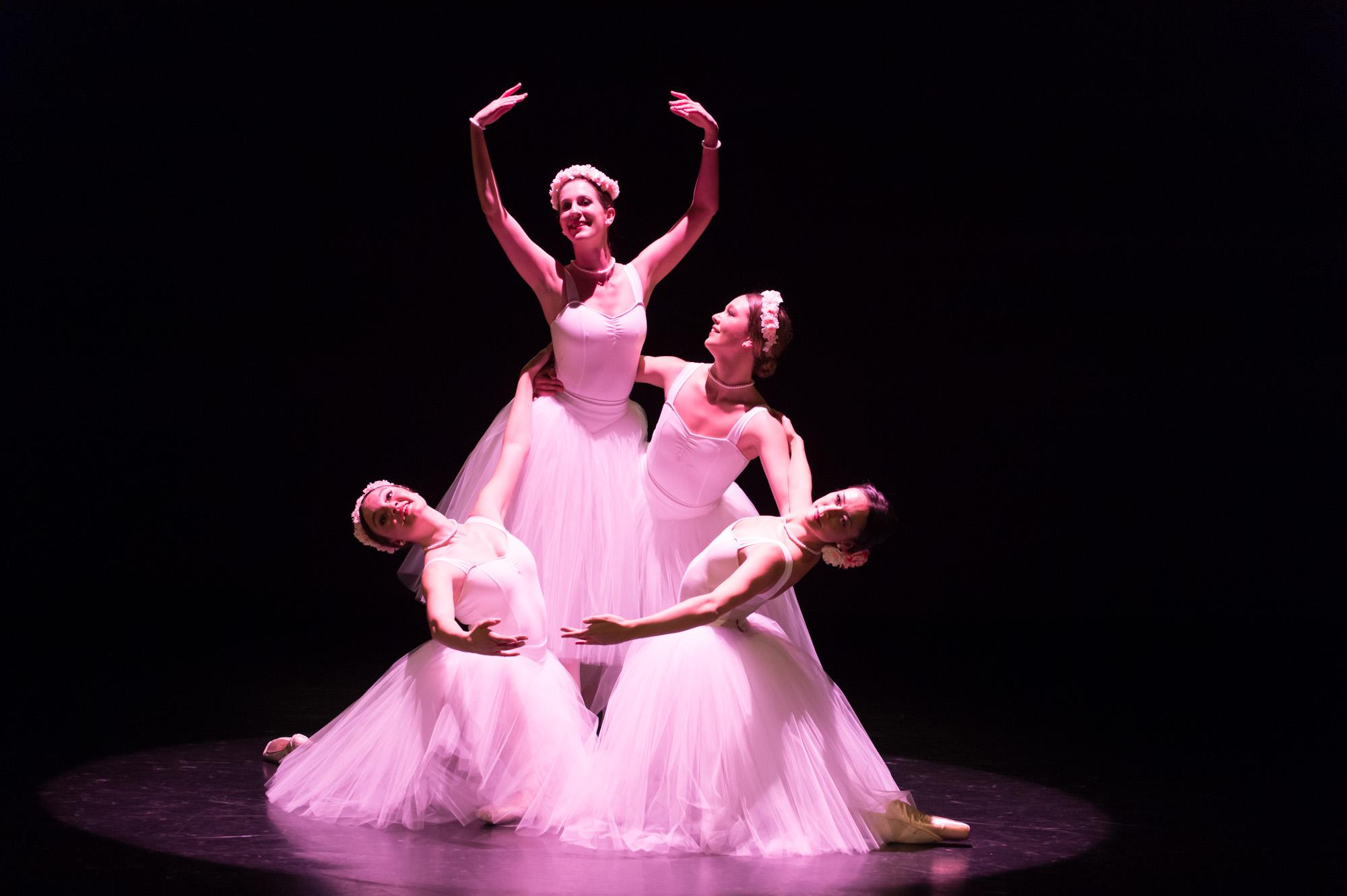 Spring Dance Tea 2014 Performance Photo