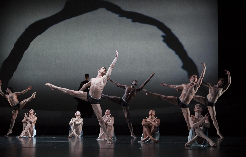 Martha Graham Dance Company Promotional Photo