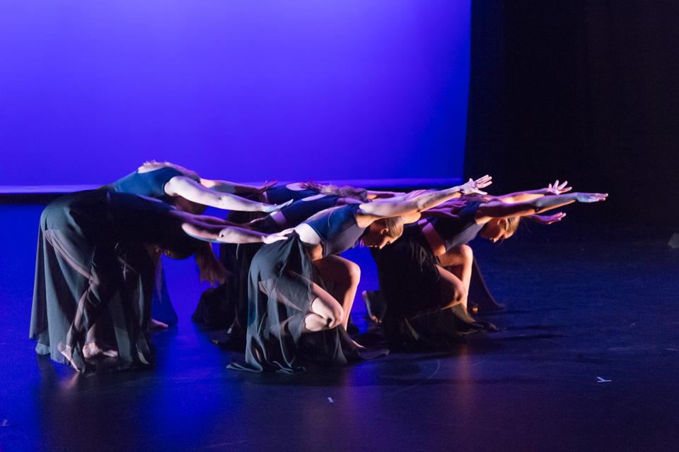 Fall Dance Concert 2017 Performance Photo