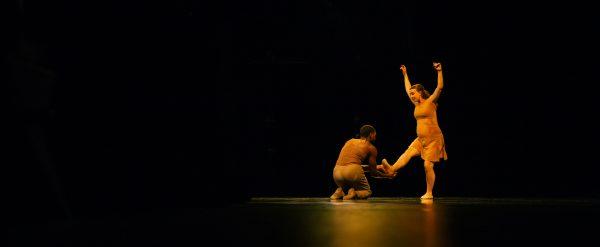 Madeline Harvey and Matthew Harvey Embodiment Performance Photo