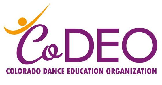Colorado Dance Education Organization logo