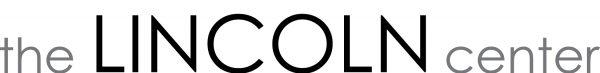 The Lincoln Center Logo