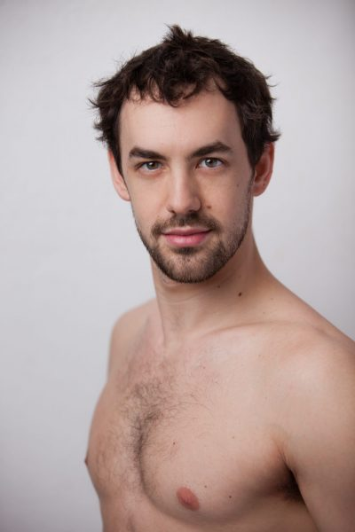 Nathaniel Buchsbaum Promotional Headshot