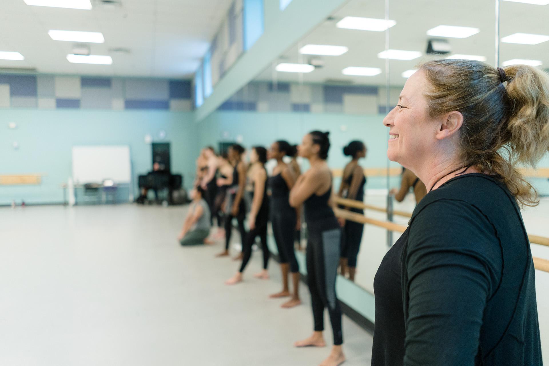 CSU Community Dance Class (Virtual)